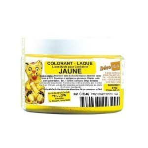 Good épices Colorant jaune 125ml