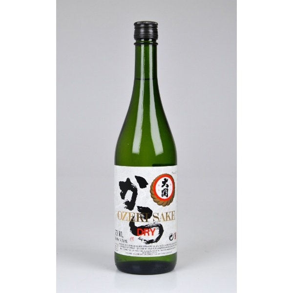 Good épices Sake Japonais 720ml
