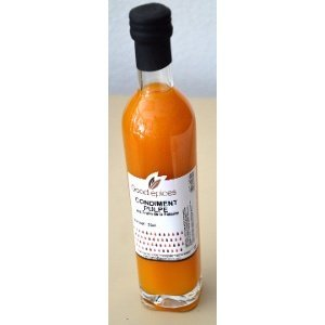 Good épices Vinaigre pulpe  fruits de la passion 250ml