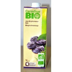 Good épices Jus de pruneau BIO 1 litre