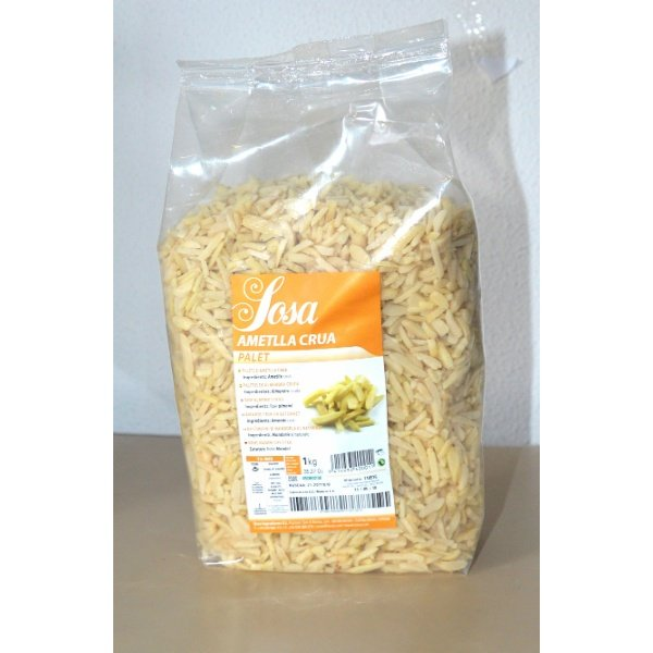 Good épices Amandes crues en bâtonnets 1kg