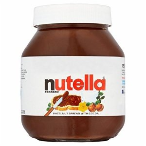 Good épices Nutella pot de 750gr