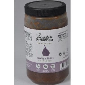 Good épices Confit de figue 500gr