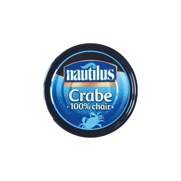 NAUTILUS Chair de crabe 100pc chair boite de 145gr