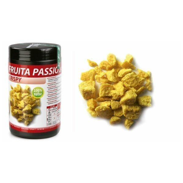 SOSA Crispy fruits de la passion 2-10mm pot de 200gr
