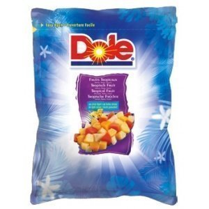 Dole Fruits Tropicaux aux jus poche 2.3kg