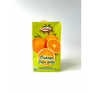 Good épices Jus D'orange 1litre