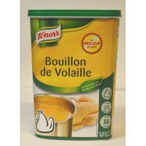 Good épices Bouillon de Volaille Knorr 1kg