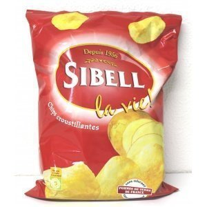 Good'épices B Chips Sibell 200gr X 18 sachets