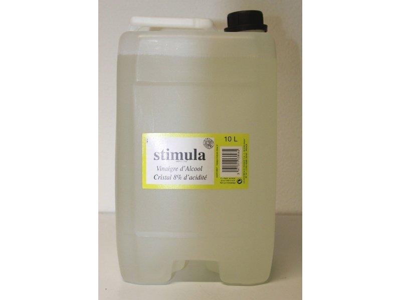 Beaufor vinaigre cristal blanc bidon 10 litres for Acide tartrique en cuisine