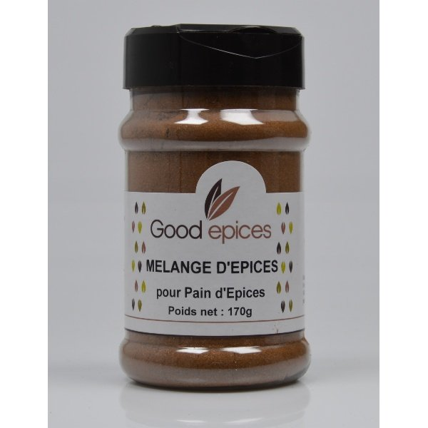 Good épices Melange Pain d'épices 170gr