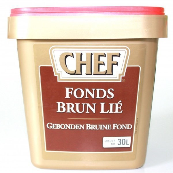 Good'épices Bl Fond Brun Lie Chef 600gr