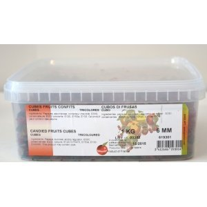 Good'épices B Fruits Confit 1kg