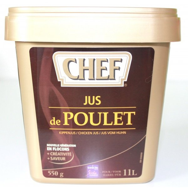 Good'épices B Jus de Poulet Chef 600gr