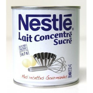 Good'épices B Lait Concentre Sucre 397gr
