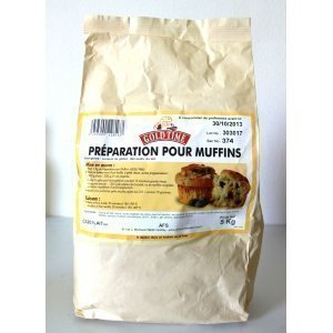 Good'épices PL Preparation pour Muffins 5kg